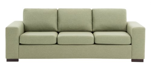 grön soffa