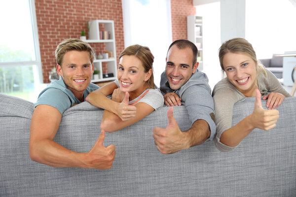 Fördelar med en soffa i moduler